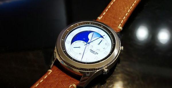 自分だけの腕時計を作ろう!Gear Watch Designerでウォッチフェイスを作ってみる。