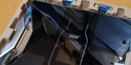 ハイテク体重計に感動 スマホ連携で簡単管理 TANITA インナースキャンデュアル
