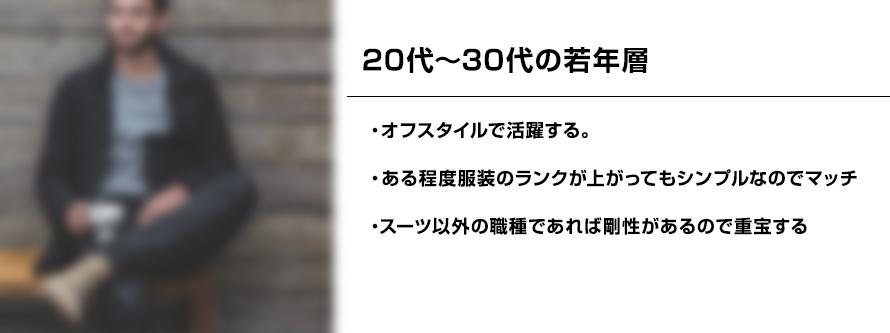 20~30代