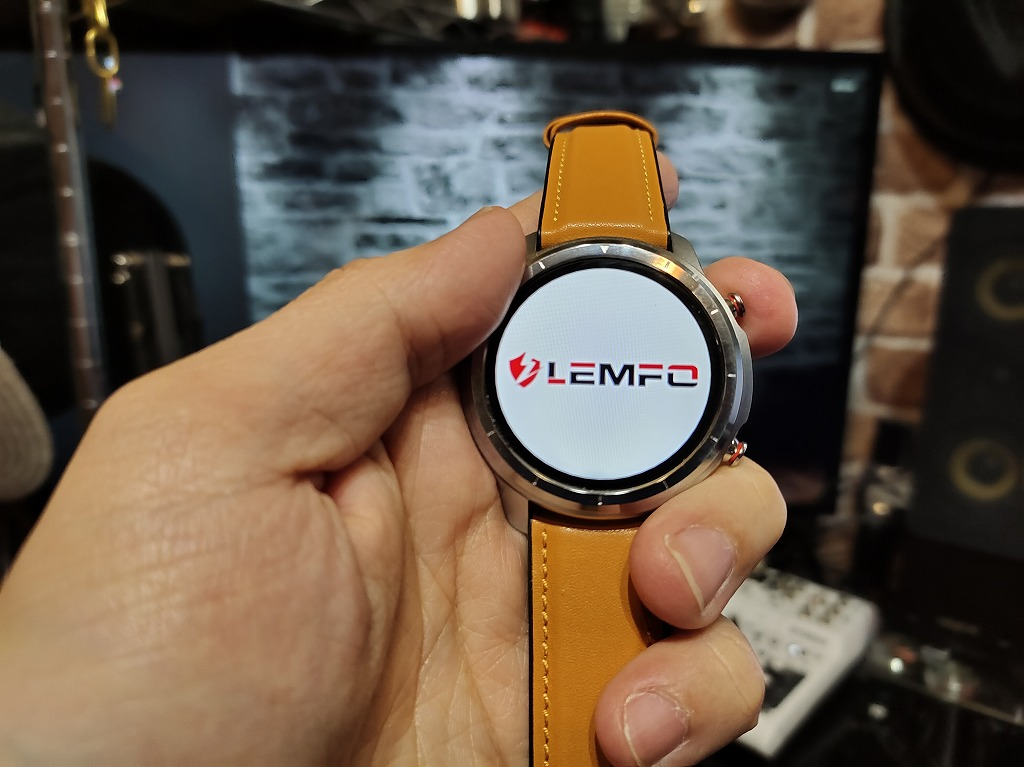 LEMFO LF26 起動画面