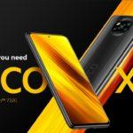 POCO X3買ってみた。2万で買えるのは今日まで急げ! Redmi Note9Sと比べてどうなのか?