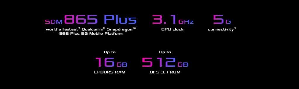 rogphone3 spec