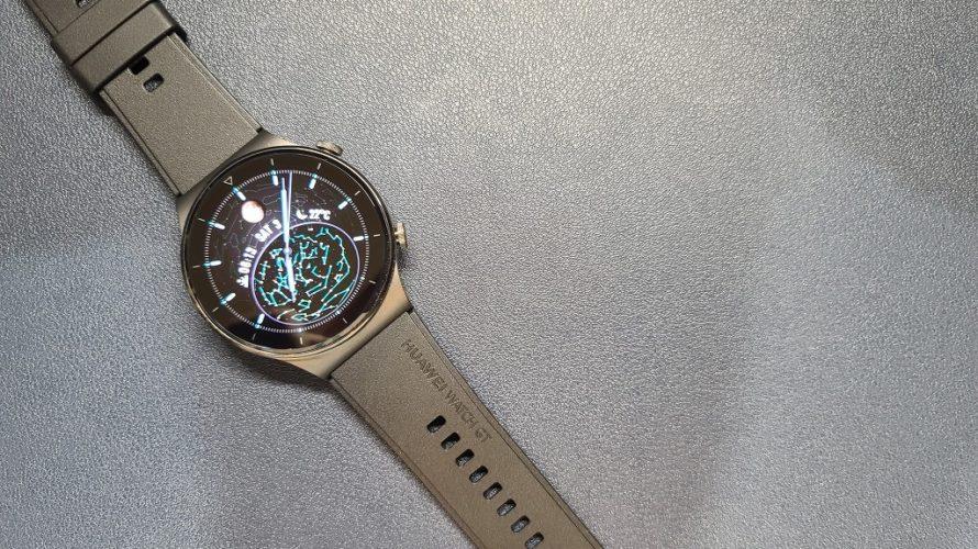 HUAWEI Watch GT2 PRO まるで工業製品のような高級感 写真レビュー