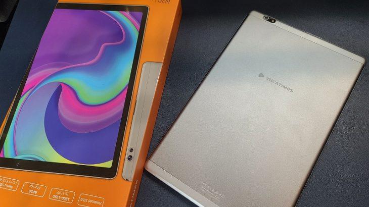 最新中華タブレットの実力はいかに?! VUCATIMES N20タブレット UNISOC系CPUを試す