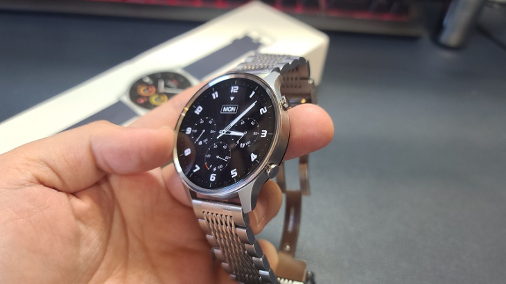1万円でクオリティ高すぎ! Xiaomi Mi Watch Colorレビュー / Revolveに期待