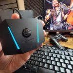 SwitchとPS4に対応! 5,000円で買えるコンバーター Gamesir VX AimBox レビュー