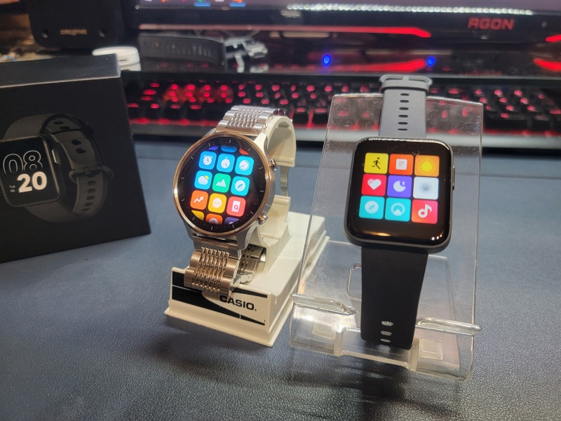 Mi Watch LiteとMi Watch Color