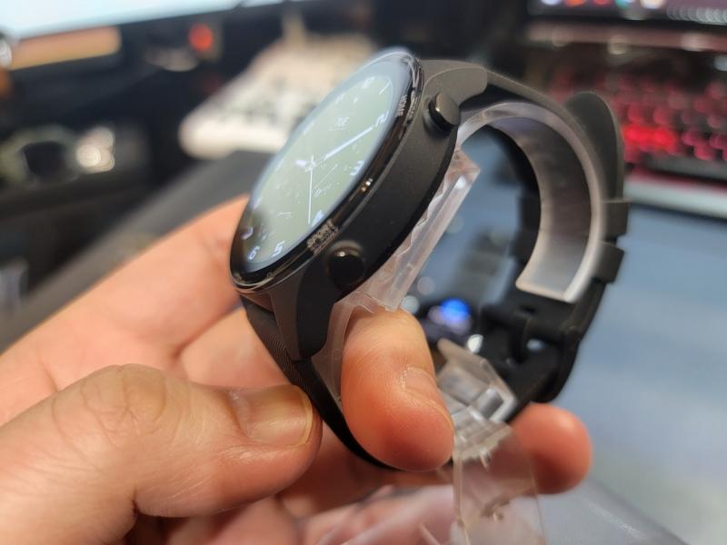 Xiaomi MI Watch ケース材質