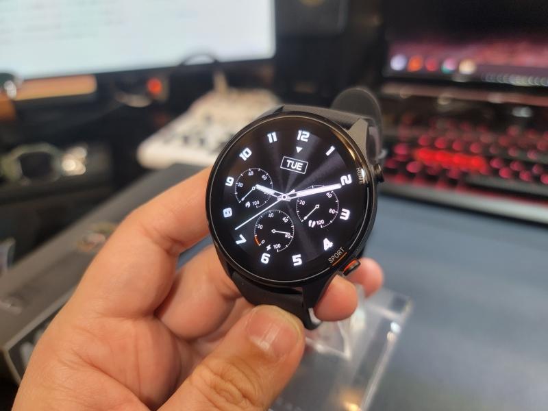 Xiaomi MI Watchフロント