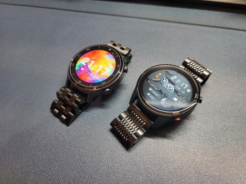 Xiaomi MI WatchとRealmeWatch