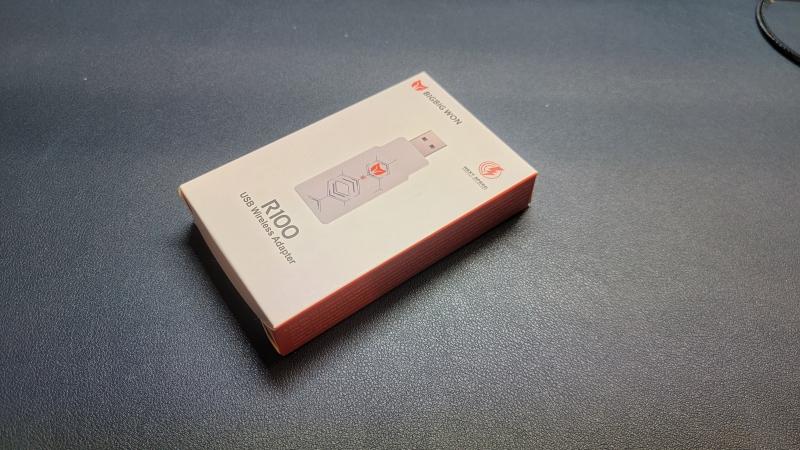 BIGBIG WON R100ワイヤレスアダプター