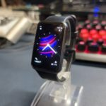 Huawei watch fit 文字盤