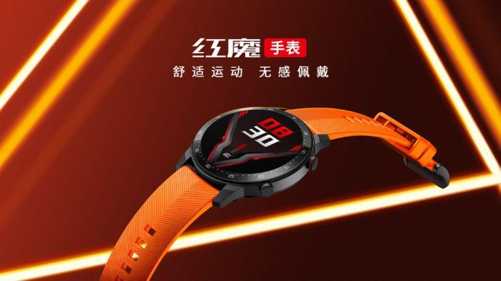 nubia RedMagic Watchが中国で発表。RedMagic6と共に日本での取り扱いもあるかも?!
