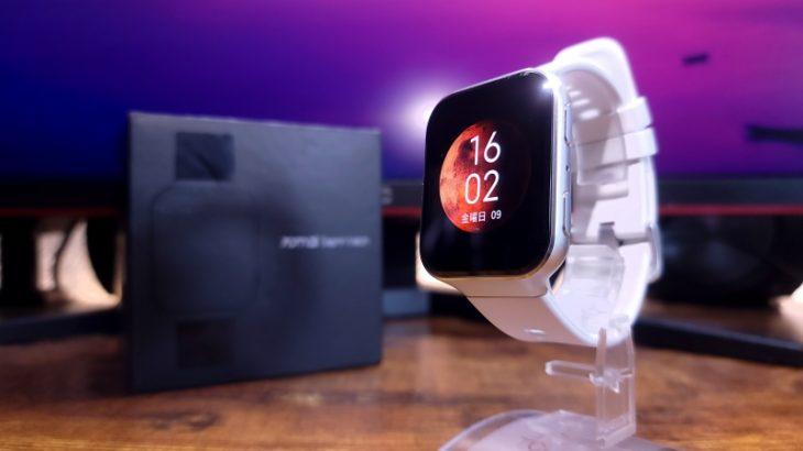70mai Saphir Watchレビュー MiWatchの兄弟機?高スペックで高品質!サファイアガラス採用で質感バッチリ!しかも安い!