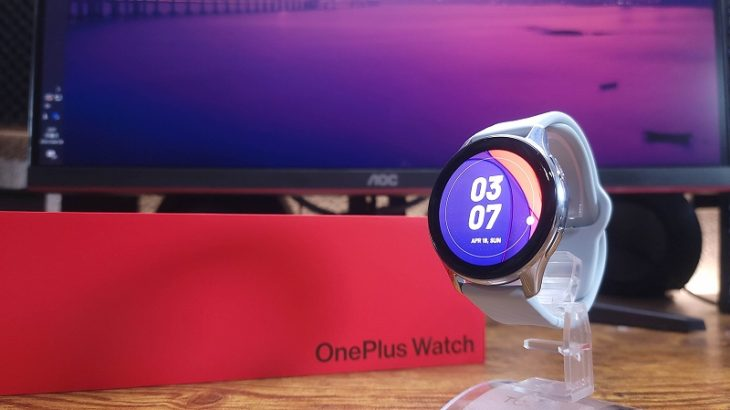 OnePlus Watch レビュー