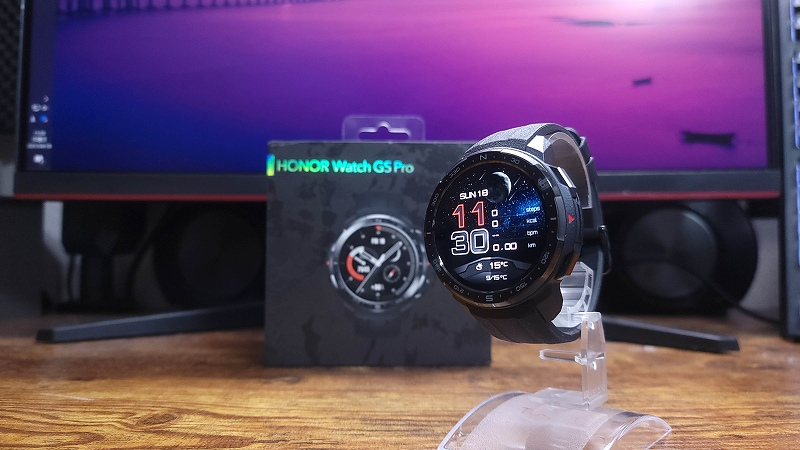 Honor Watch GS PRO レビュー