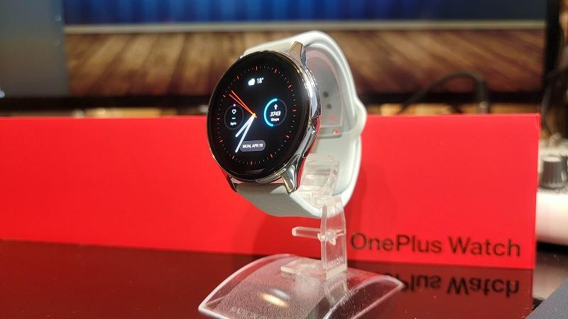 OnePlus Watch 機能面