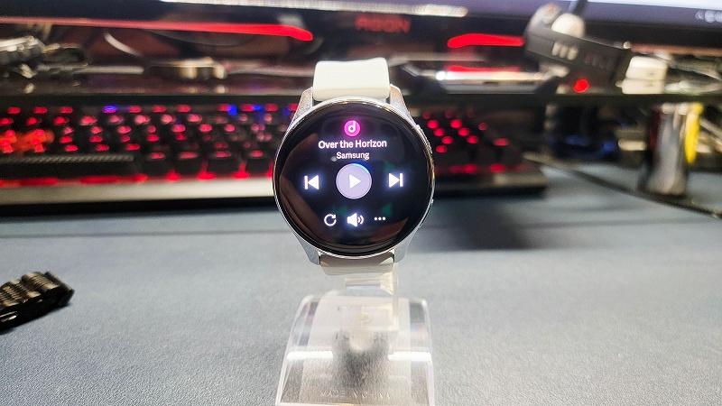 OnePlus Watch 音楽再生機能