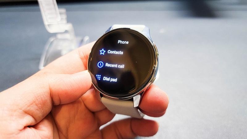 OnePlus Watch 電話機能