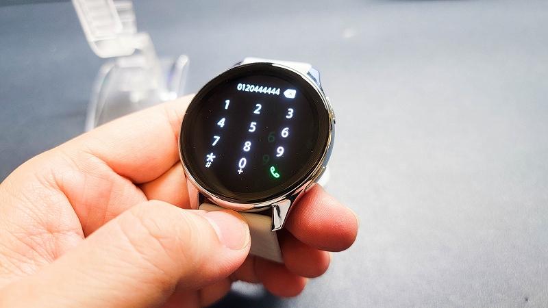 OnePlus Watch ダイヤルパッド