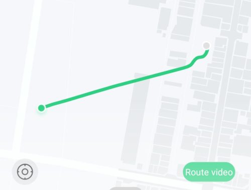 OnePlus Watch GPS精度