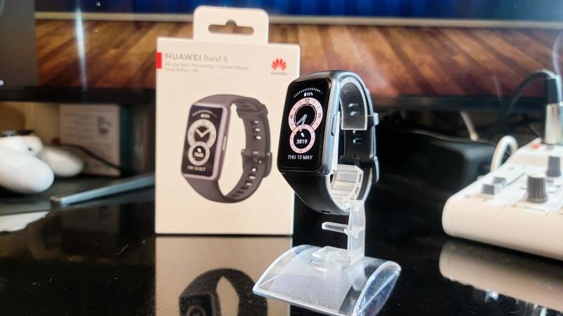 Huawei Band6外観