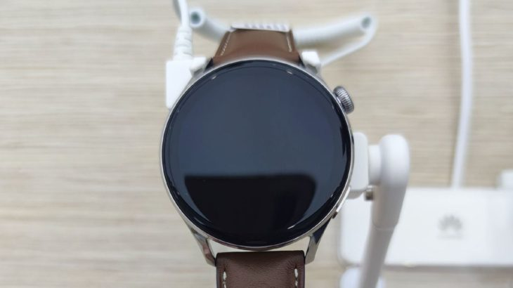 Huawei Watch3詳細な画像がリーク 6月2日正式に HarmonyOSで発表