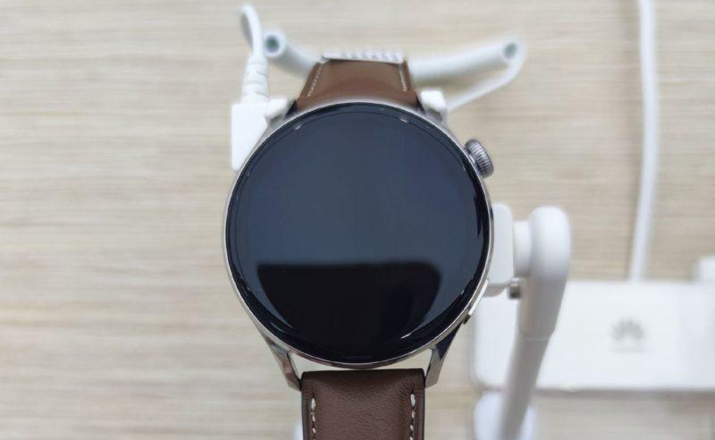 Huawei Watch3リーク