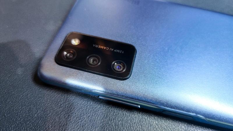BlackView A100 カメラユニット