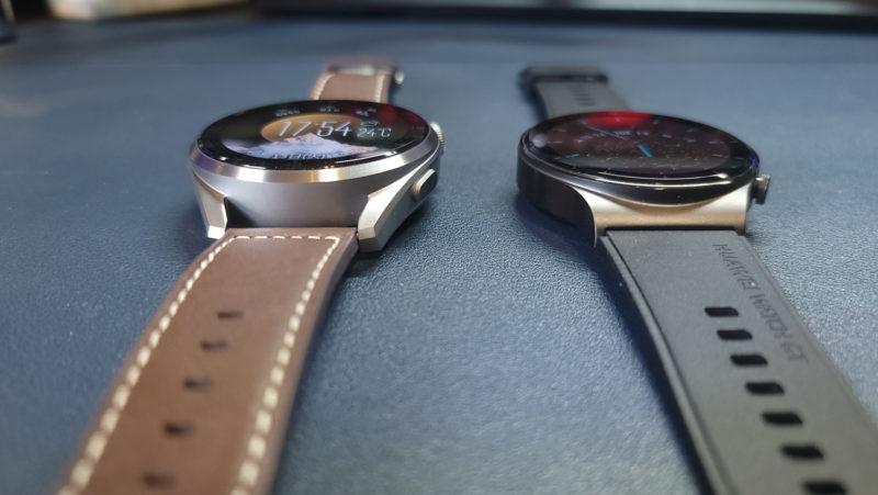 Huawei Watch GT2 ProとHuawei WATCH 3 PRO比較