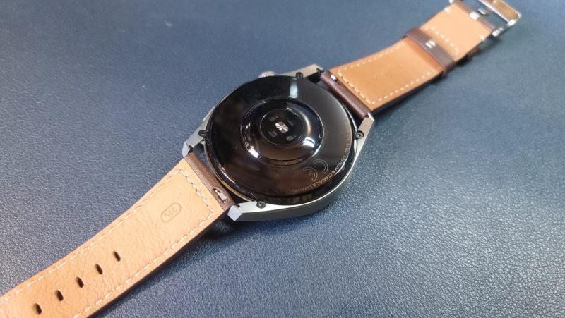 Huawei Watch3 背面セラミックケース
