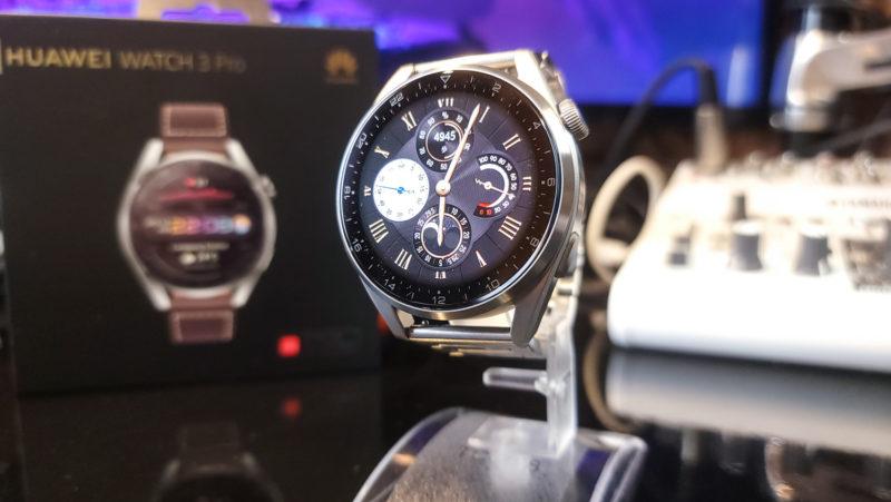 Huawei WATCH 3Pro メタルストラップ