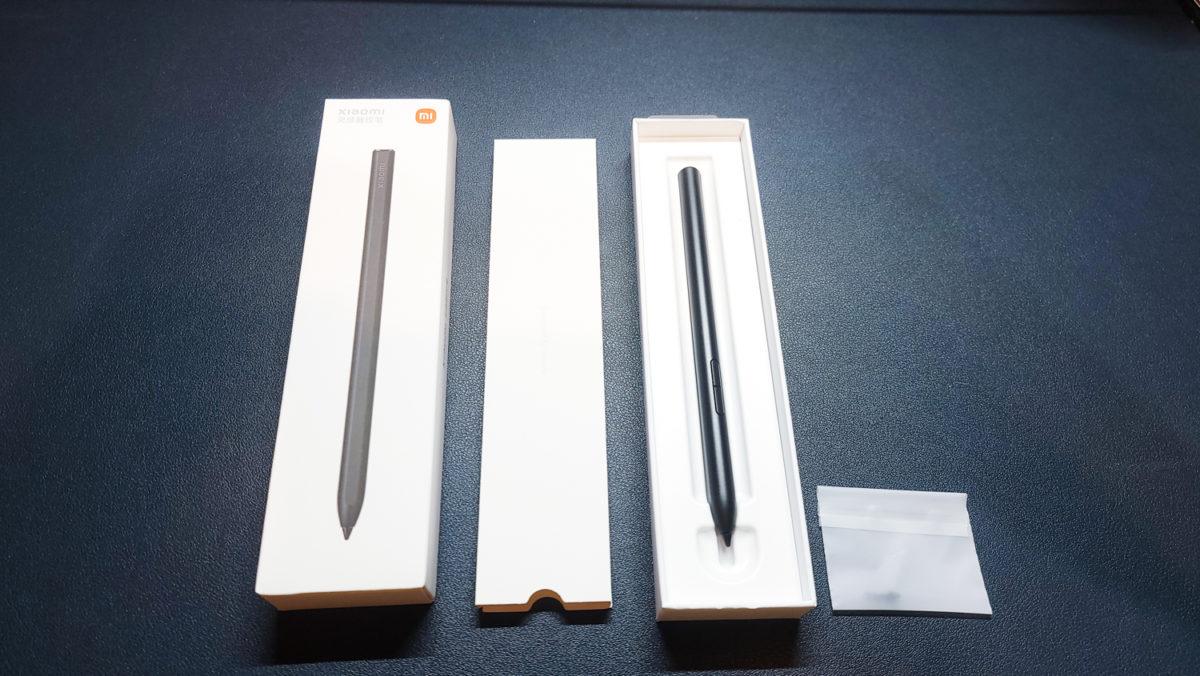 Xiaomi スマートペン 同梱物