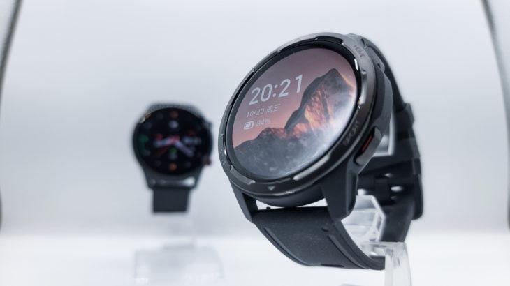 Xiaomi Watch Color2 レビュー コスパ最強スマートウォッチの後継機  グローバル版はよ!
